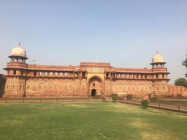 Agra Fort fort